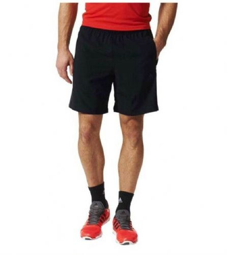 adidas Mens Climacool 365 Fitness Shorts Black BNWT AI0322 free UK delivery